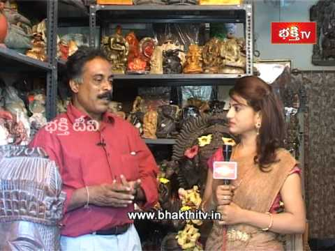 Huge Collection of Ganesh Idols Special Program_Part 1