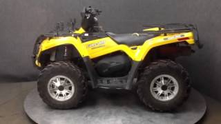 5. 2011 Can-Am Outlander XT 400 stock 20053