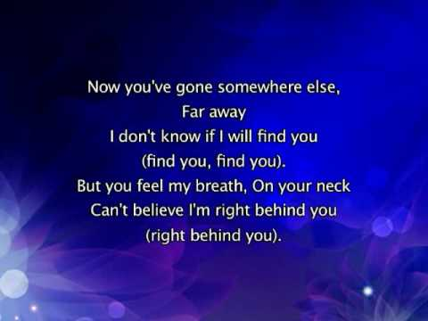 Rihanna - If I Never See Your Face Again, Lyrics In Video