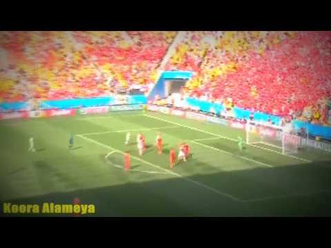 كأس العالم ٢٠١٤ – الدور الاول – المجموعة الثانية – ملخص مباراة هولندا/تشيلي