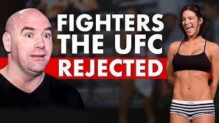 Video 10 Fighters The UFC Rejected MP3, 3GP, MP4, WEBM, AVI, FLV Februari 2019