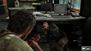 The Last of Us Remastered Most Violent Kills/Deaths & Scary Moments