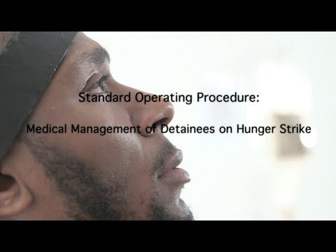 Yasiin Bey (aka Mos Def) force-fed under standard Guant�namo Bay procedure