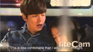 The Heirs - Lee Min Ho park shin hye moments EP11