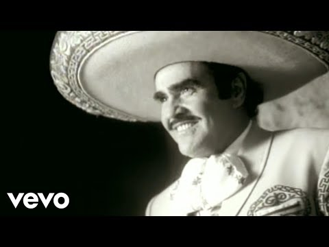 Sublime Mujer - Vicente Fernandez (Video)