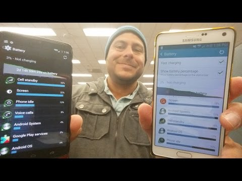 Video Samsung Galaxy Note 4 vs Droid Turbo - Battery FIGHT download in MP3, 3GP, MP4, WEBM, AVI, FLV January 2017