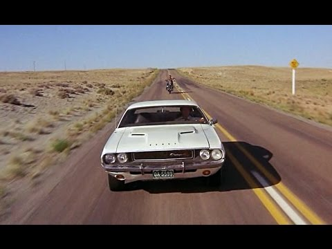 Vanishing Point (1971) - Music Video - Roadhouse Blues