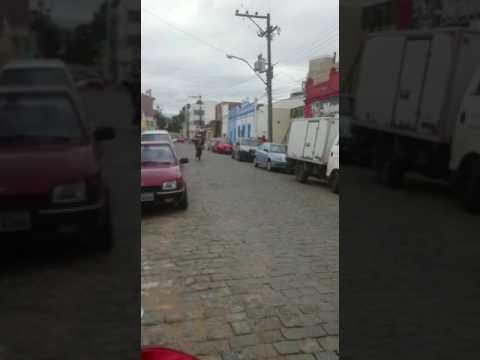 Manobra desastrada em Canguçu