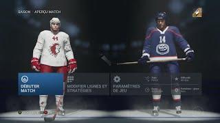NHL 16 - Ambri-Piotta vs Lausanne HC - #22 Swiss National League A [HD]