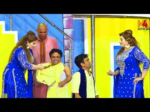 Vicky Kodu and Saira Mehar | New Pakistani Stage Drama 2020 | Punjabi Stage Drama | Comedy Clip 2020