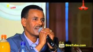 Balageru Idol Mamush Afa, Vocal Contestant from Addis Ababa