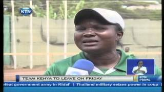 Kenyan Women Sitting Tennis Team Faced Challenges