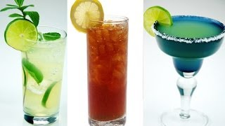 TAMIL: How to Make Low Calorie Cocktails