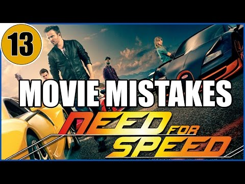 13 Mistakes of NEED FOR SPEED You Didn't Notice