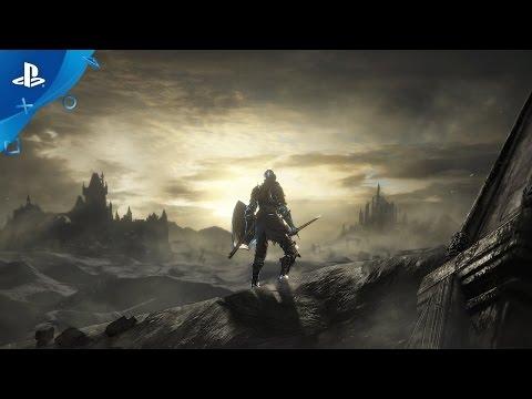 Dark Souls III -The Ringed City DLC Launch Trailer | PS4