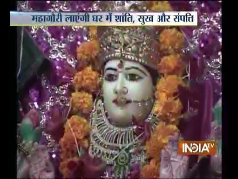 India TV special programme on Navratri's (Maa Gauri Rashi)