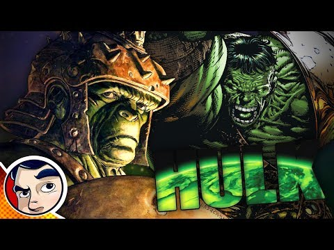 Planet Hulk & World War Hulk - Full Story | Comicstorian