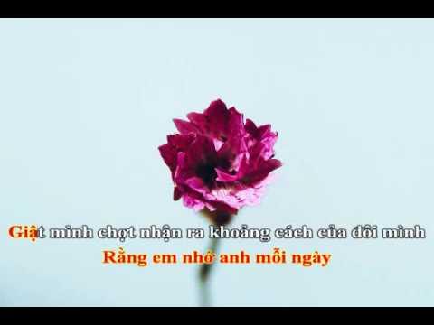 [Karaoke] Hao Xiang Ni (Em nhớ Anh) - Tê Tê - Thời lượng: 3:10.