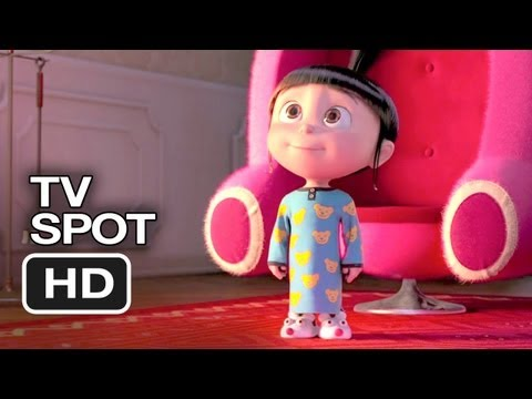 Despicable Me 2 - Happy Mother's Day (2013) - Steve Carell Movie HD Video