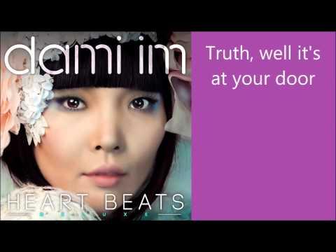 Dami Im - The Hunger - lyrics (видео)
