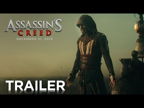 Assassin s Creed Official Trailer 2