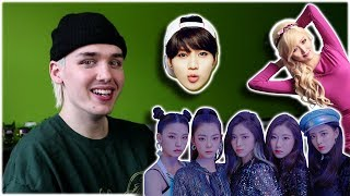 Video reacting to new k-pop songs [ITZY / HWASA / TAEMIN] MP3, 3GP, MP4, WEBM, AVI, FLV April 2019