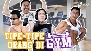 Video Tipe-Tipe Orang di Gym - CAMEO Feat. Verdy Bhawanta MP3, 3GP, MP4, WEBM, AVI, FLV November 2018