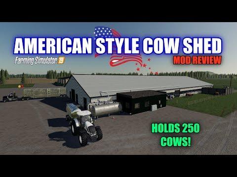Big Cow Shed v1.0.0.0