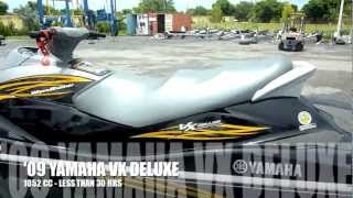8. 2009 Yamaha VX Deluxe Waverunner - Boats International