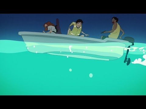 engelwood - crystal dolphin (видео)