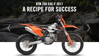 3. KTM Demo Day | 2017 250 EXC-F | Rock Solid Performer
