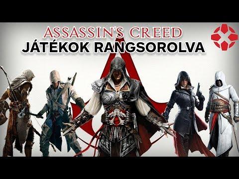 Assassins Creed-játékok a legrosszabbtól a legjobbig_Magyarország, Budapest. Heti legjobbak