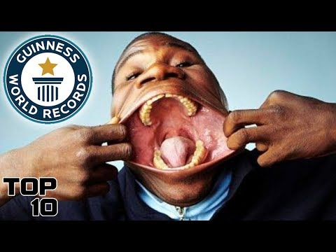 Top 10 Craziest World Records You Won't Believe Exist