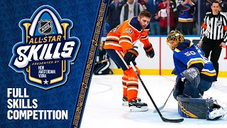 REPLAY: 2020 NHL All-Star Skills presented by New Amsterdam Vodka by NHL