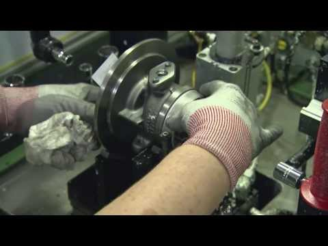 Holset Turbocharger – How is made by Cummins Turbo Technology