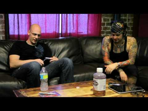 Driving Test Video Feat. Saliva