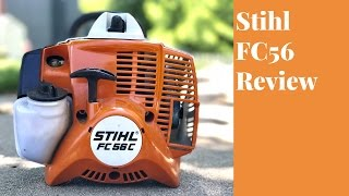 6. Stihl Fc 56 C  Edger Review