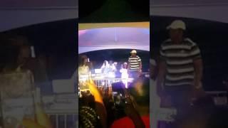 Alkaline perform live in Bermuda part 1