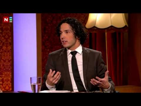 Ylvis preparing for their first English speaking guests