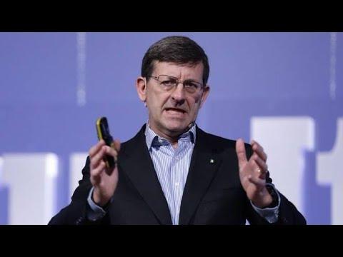 Vittorio Colao - il denaro, la moneta contante e come pensa di trasformarla in digitale al 100%.