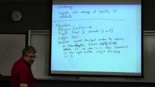Embedded Systems Course - Lecture 06 - C Programming Language Review -- Part 3