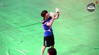 "Video [BANGTAN BOMB] Cheerleader jin with ARMY Bomb ─○"" MP3, 3GP, MP4, WEBM, AVI, FLV Juni 2018"
