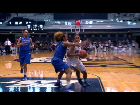 Butler Women's Basketball Highlights vs. DePaul