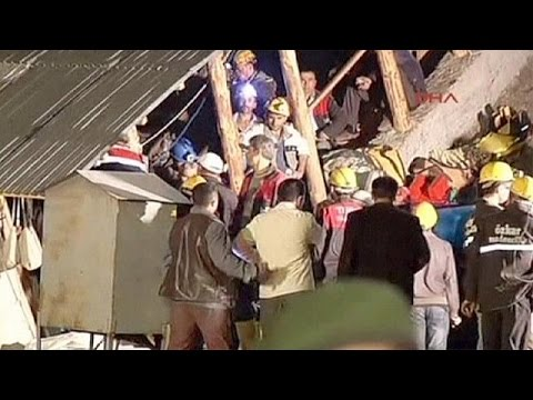 Karaman'daki madende arama-kurtarma çalışmaları sürüyor