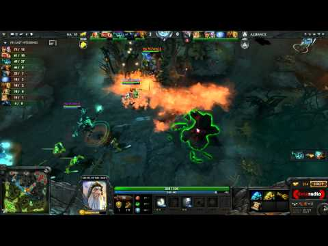 Navi - The hyper Navi vs. Alliance from Starladder Season 7! http://www.dotaradio.com http://www.twitch.tv/zyoritv.