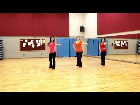 Cheesecake – Line Dance (Dance & Teach in English & 中文)
