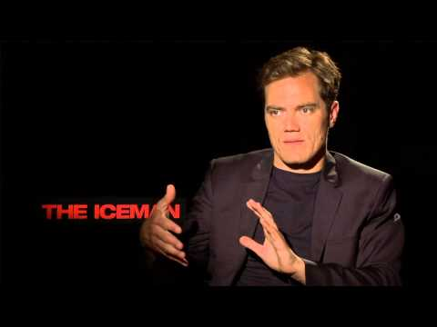 """Michael Shannon's Official """"The Iceman"""" Interview"""
