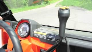 9. Bikeman Performance Ranger 900 Exhaust System