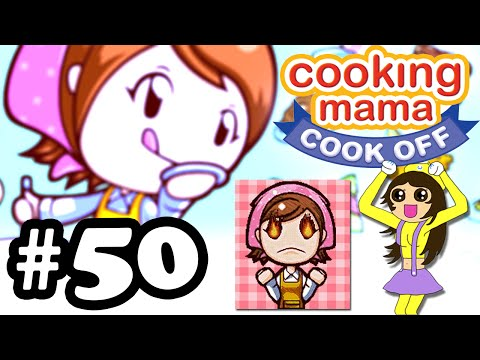 Let's Play Cooking Mama Cook Off #50 Pan-Fried Batter Cake