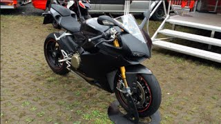 10. Ducati Superbike 1199 Panigale S ABS 2014 In detail review walkaround Interior Exterior